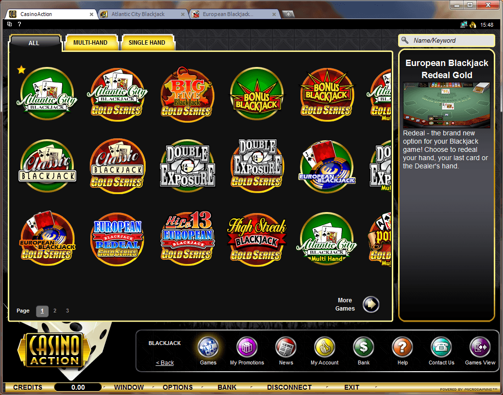 Best Choice of Online Table Games at Casino.com Canada